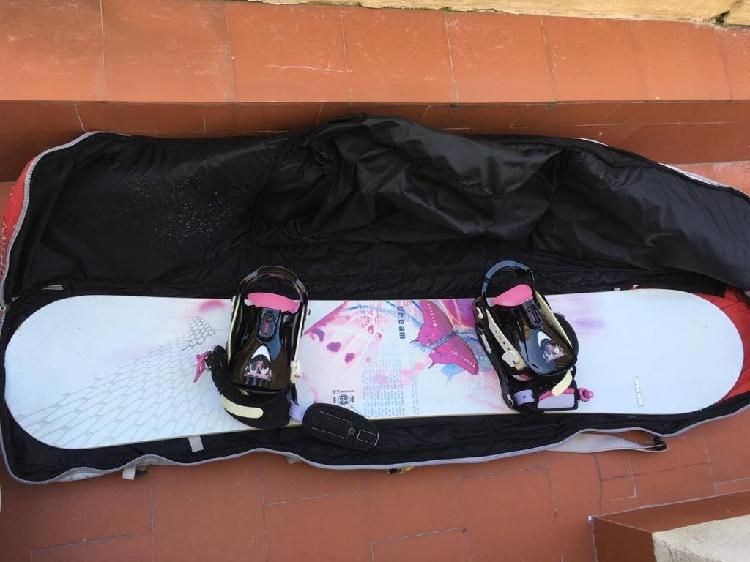 Tabla snowboard black hole