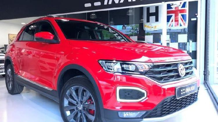 Volkswagen t-roc 1.5 tsi sport dsg7 keyless techo led camera