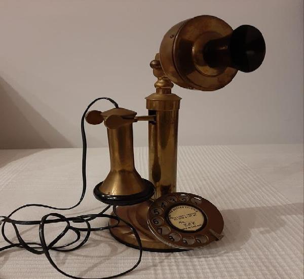 Vintage teléfono candelabro años 20 gec england