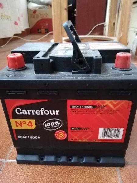 Batería coche 12v