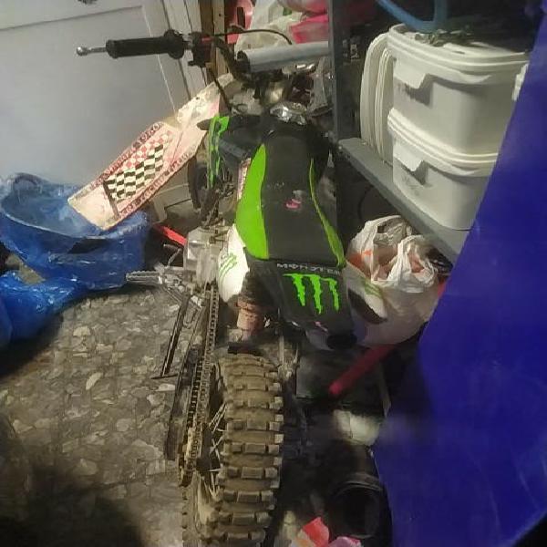 Pit bike ducar