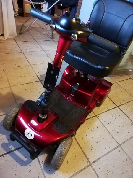 Scooter eléctrico de discapacidad-moto minusválido
