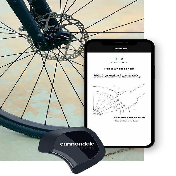Sensor de rueda cannondale wheel sensor garmin