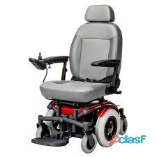 Tecnicos en sillas de ruedas electricas y carritos electricos niños