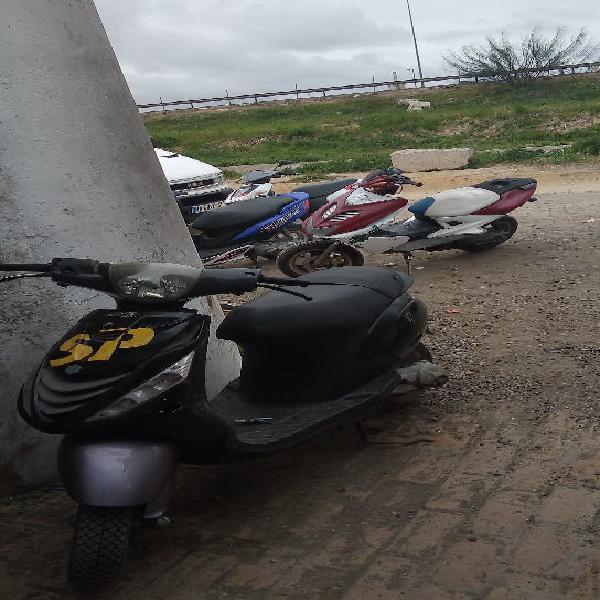 Vendo motos revisadas y con garantía