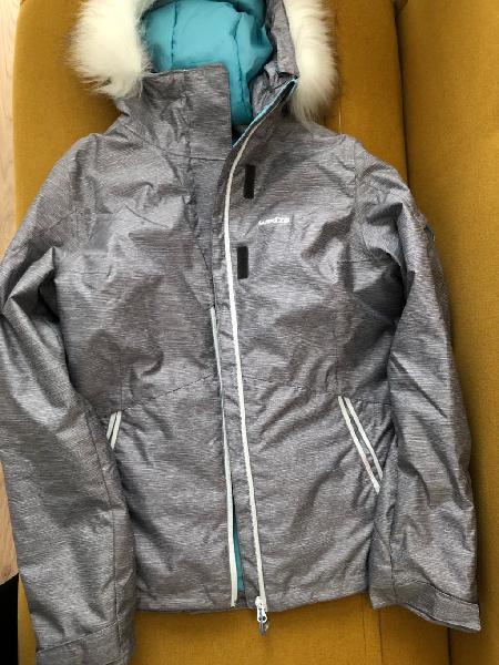 Abrigo chaqueta esquí nieve wed'ze decathlon