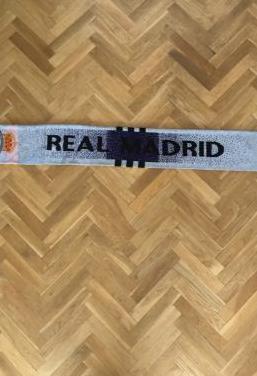 Bufanda real madrid adidas producto oficial