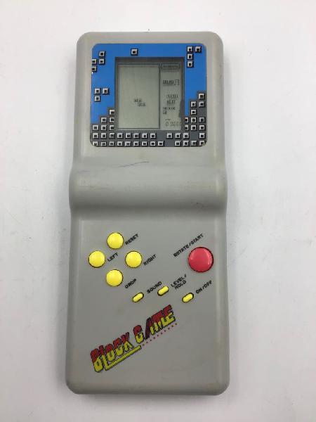 Block game tetris retro 1980