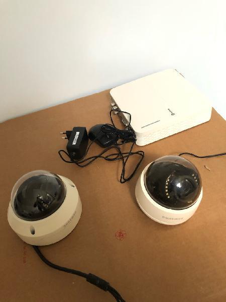 Camaras vigilancia samsung 360º