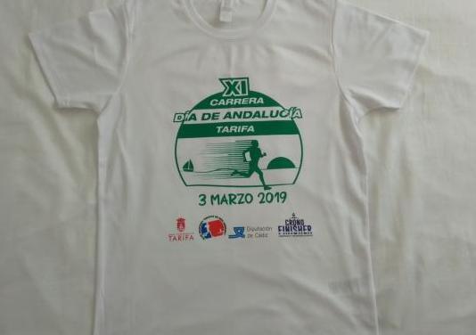 Camiseta tecnica 2019