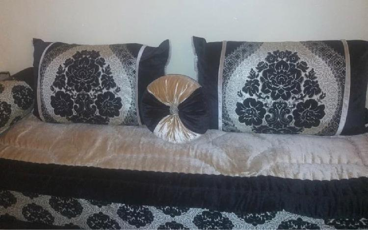 Conjunto fundas de sofá