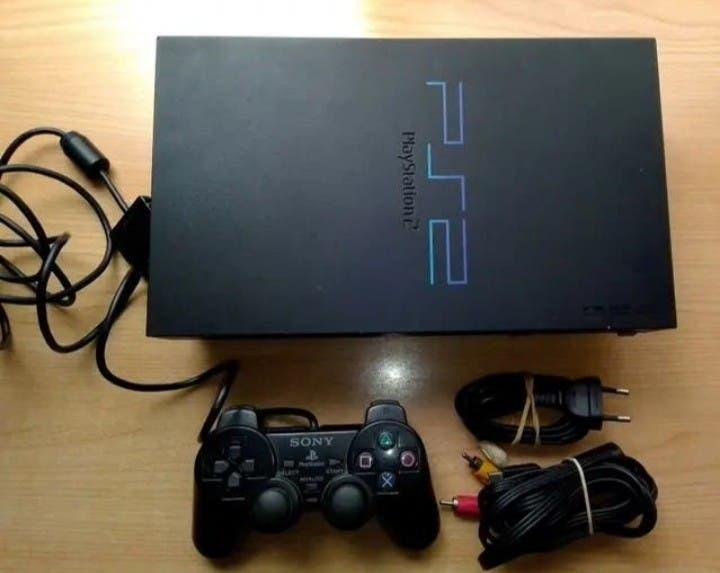 Consola play station 2 (ps2)