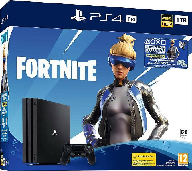 Consola playstation 4 pro 1tb nueva