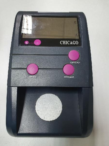 Detector de billetes countermatic chicago