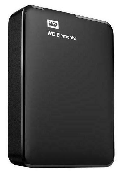 Disco duro wd 2,5 tb