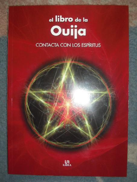El libro de la ouija» ,contacta con espíritus