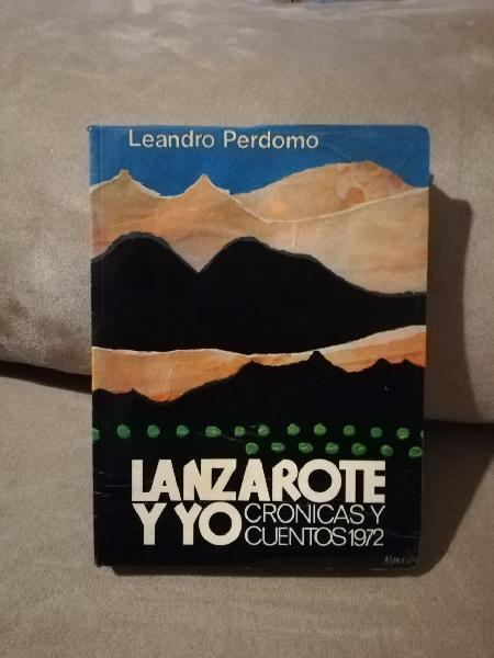 Lanzarote y yo