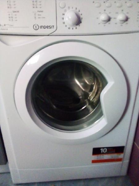 Lavadora indesit totalmente nueva