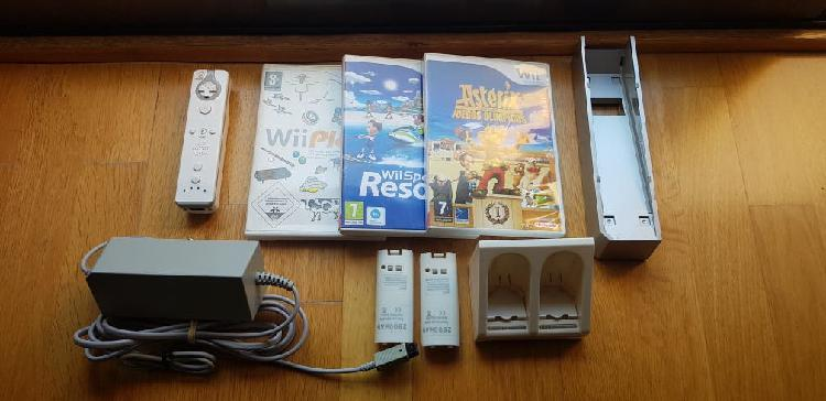Lote nintendo wii