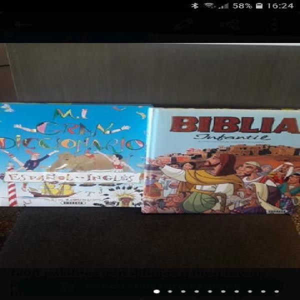 Lote de 2 libros para niños.