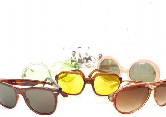 Lote de gafas de sol retro