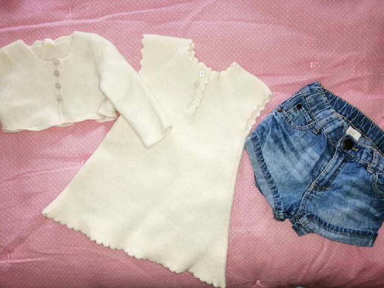 Lote ropa bebé niña 3 a 6 meses
