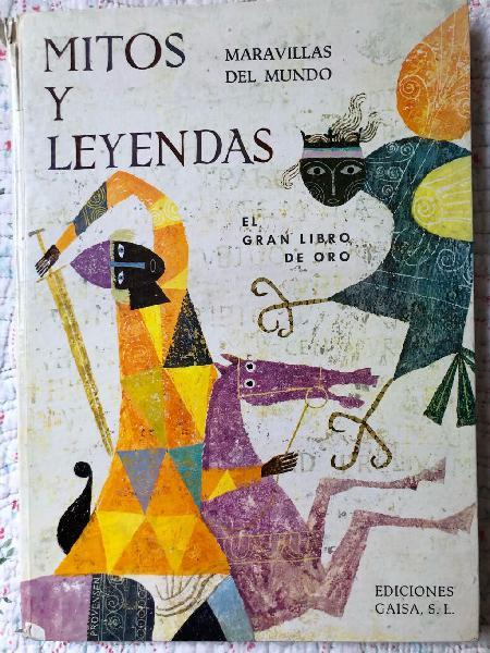 MITOS Y LEYENDAS. MARAVILLAS DEL MUNDO