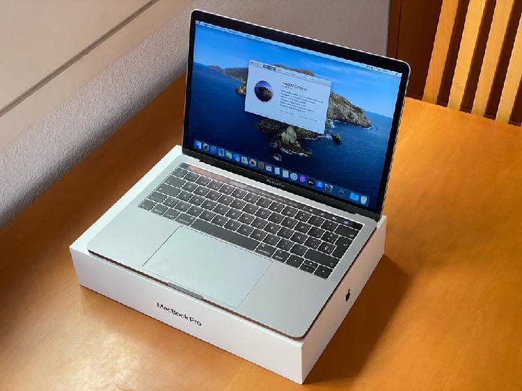 """Macbook pro 13"""" 2019 1,4ghz i5 128 ssd nuevo"""