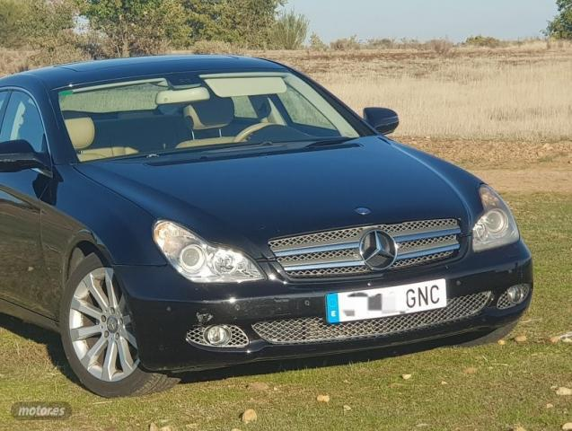 Mercedes clase cls 320cdi de 2009 con 156.000 km por 17.500