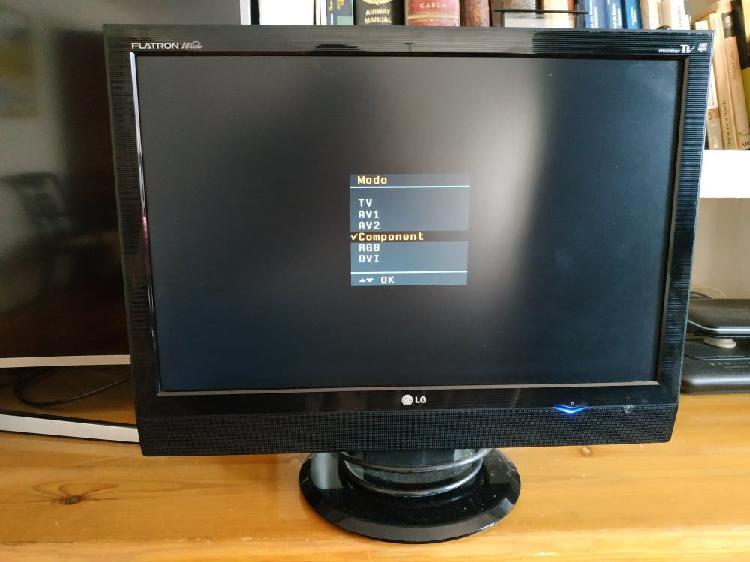 Monitor lg hd