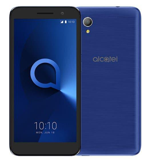 Movil alcatel 1 android 8.0 memoria: 8gb, ram: 1gb