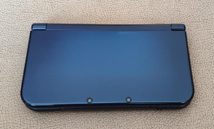 New nintendo 3ds xl azul