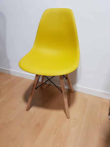 Outlet silla nórdica