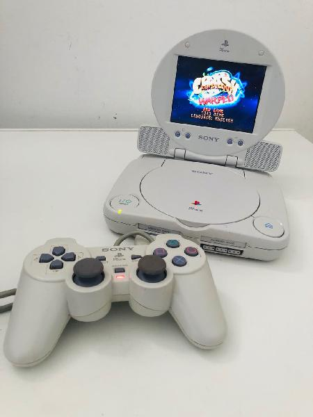 Ps one & sony lcd