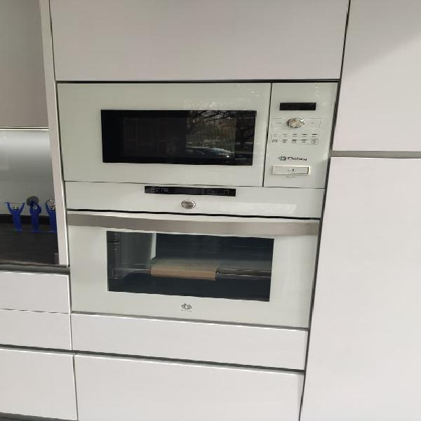 Pack horno y microondas balay cristal nuevos