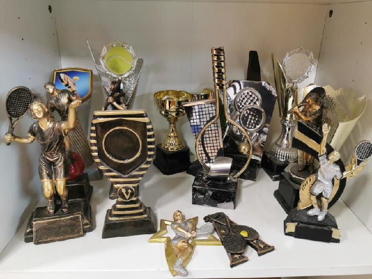 Pack de 15 trofeos