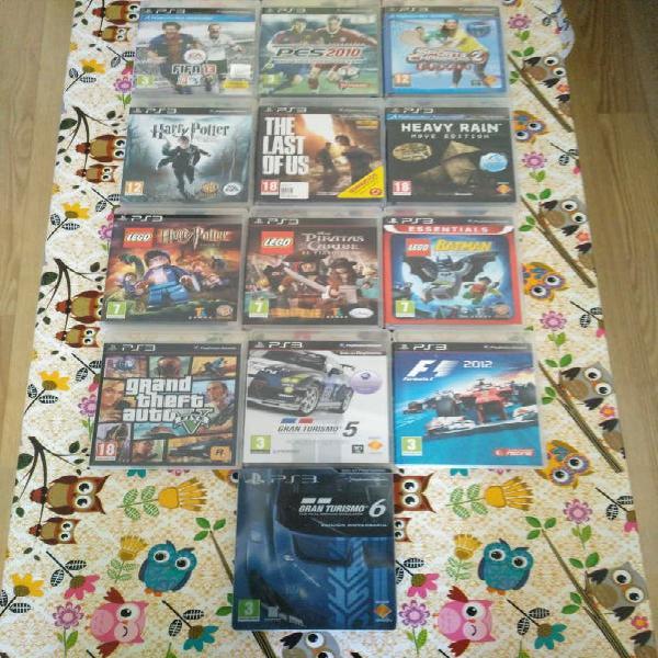 Playstation3 500 gigas