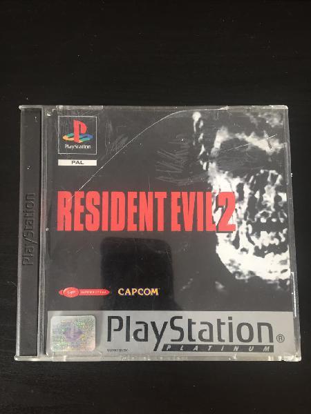 Resident evil 2 (playstation 1 - ps1)