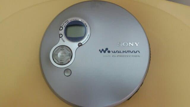 Sony walkman cd