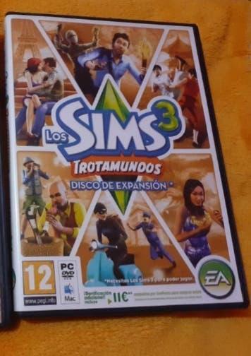 Sims 3 trotamundos