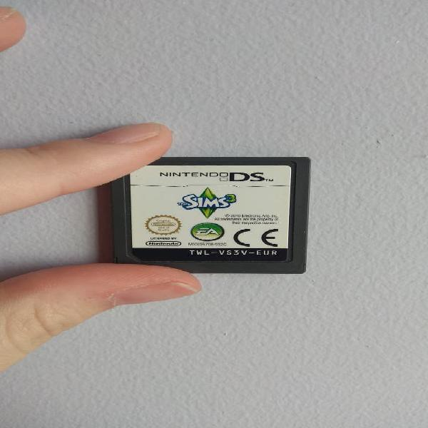 Sims 3 para ds y 3ds