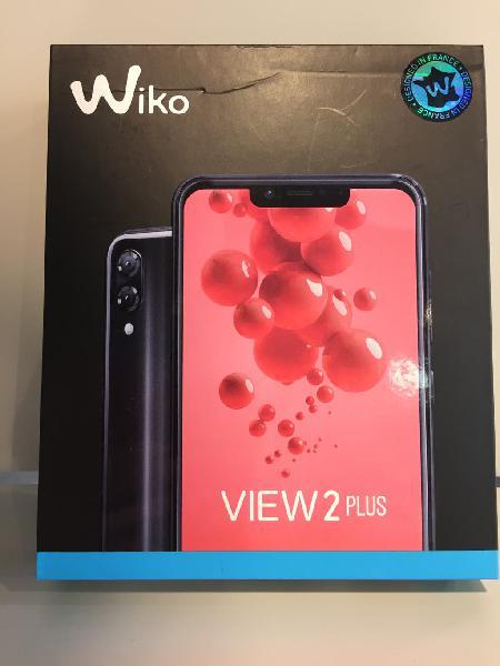 Smartphone wiko view 2 plus