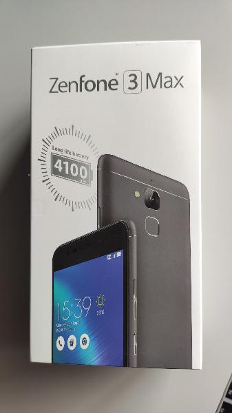Smartphone móvil asus zenfone 3 max zc520tl