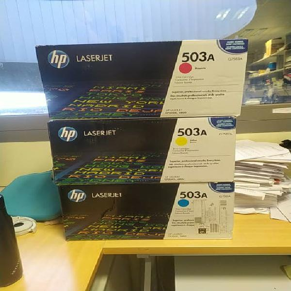 Tóner impresora hp laserjet 503a