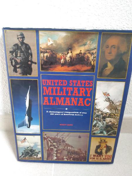 United states military almanac. walt lang