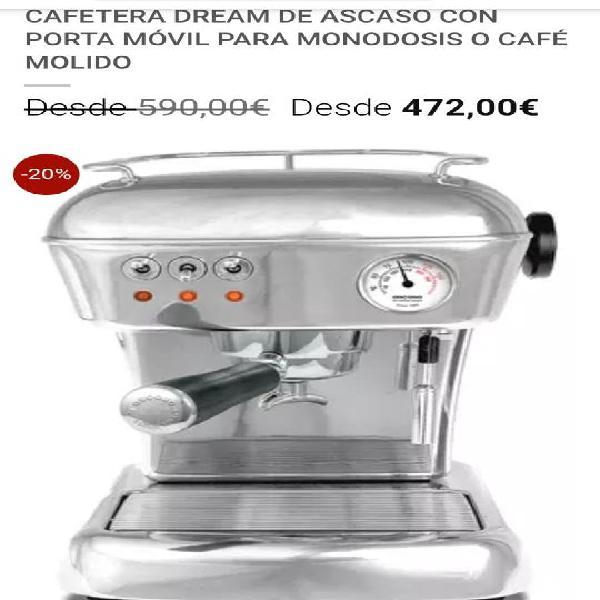 Cafetera ascaso 【 OFERTAS Septiembre 】 | Clasf