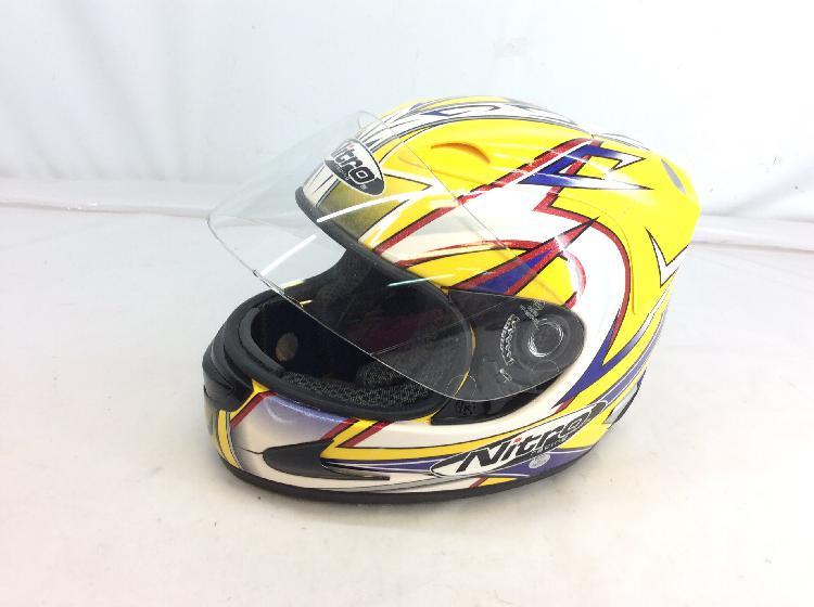 Casco integral nitro racing junior n325-vx