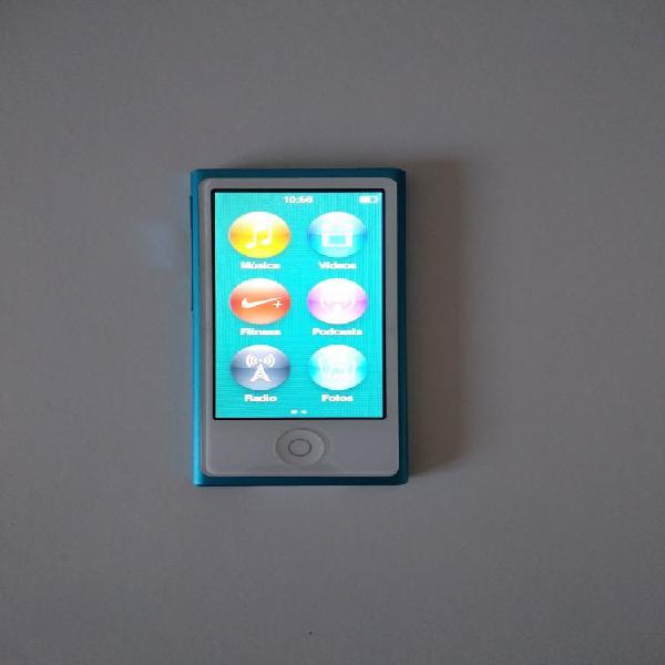 Ipod nano 7g 16gb y auriculares bluetooth