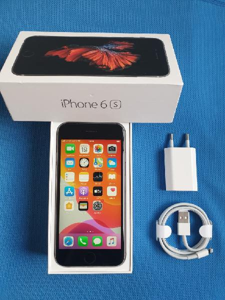 Iphone 6s 64gb space gray libre