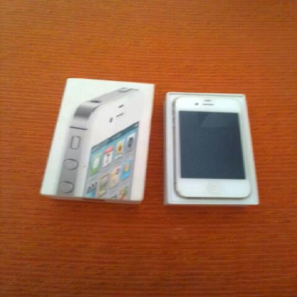 Iphone 4s color blanco